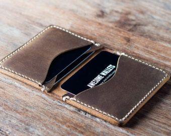 como organizar una cartera de forma minimalista