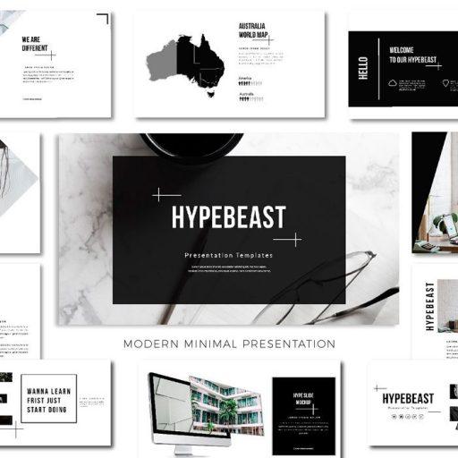 plantillas minimalistas power point y google slides